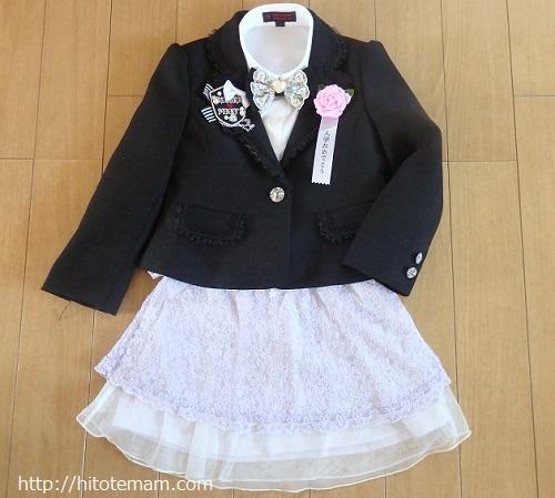 入学式女の子コーデ